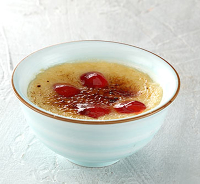 Jelly Creme Brulee